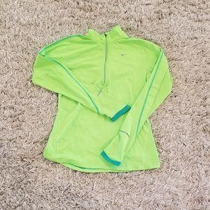 Nike DRI - FIT Neon Sweatshirt